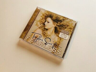 Taylor Swift Fearless CD *Enhanced Version* Brand New Sealed - Free Shipping