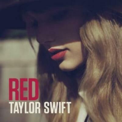 Taylor Swift : Red CD