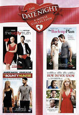 The Date Night 4-Movie Collection DVD 3-Disc Set BUY 2 GET 1 FREE
