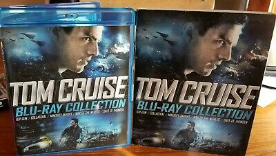 Tom Cruise Blu-Ray Collection with SLIPCOVER 5-Disc Set