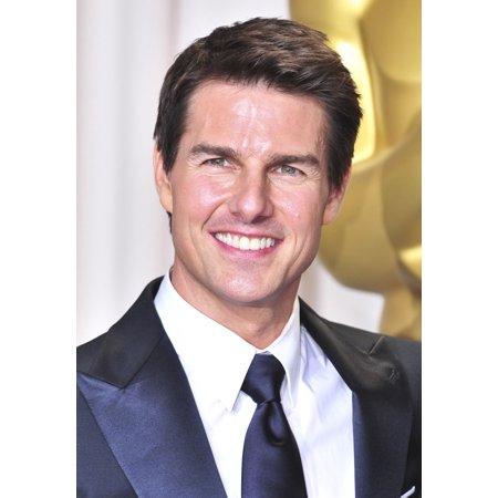 Tom Cruise Canvas Art - (16 x 20)