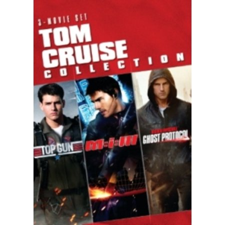 Tom Cruise Collection 3-movie Set [dvd] [3discs] (Paramount)