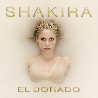 El Dorado * by Shakira (CD, May-2017, Sony Music Latin) NEW