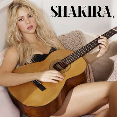 New: SHAKIRA - Shakira Deluxe Edition + 3 Bonus Tracks CD