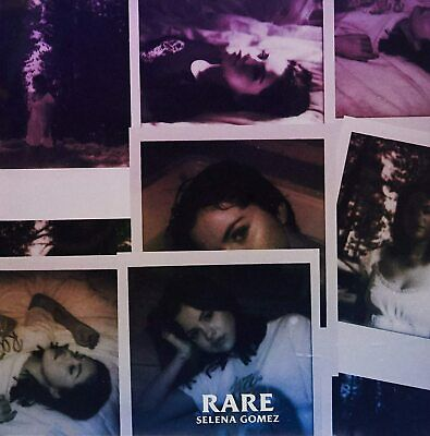 Selena Gomez - Rare [Deluxe Edition CD] +5 tracks New & Sealed