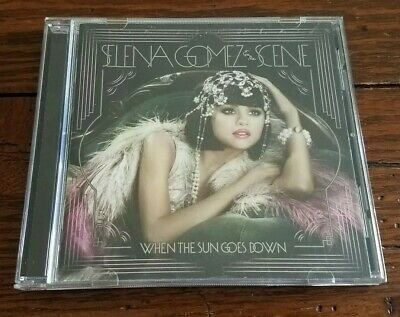 Selena Gomez When The Sun Goes Down CD