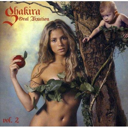 Shakira - Oral Fixation, Vol. 2 - CD